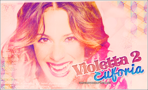 Violetta 2 euforia decouvre mon blog - Musique violetta saison 2 ...