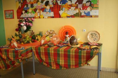 photos repas creole la decoration blog de celschweitzer